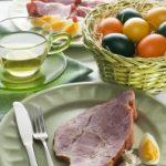 A tavasz és az öröm ünnepe – sonkával, tojással