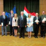 Esküt tettek a Földművelésügyi Minisztérium új helyettes államtitkárai