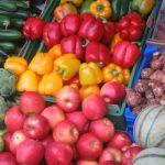 A rendszeres ellenőrzés tisztítja a zöldség-gyümölcspiacot