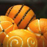 Advent és a narancs