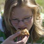 Étkezés két tanóra között