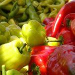 Nem engedélyezett hatóanyag étkezési paprikában