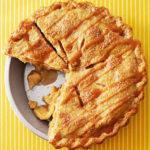 Őszi almás-szőlős pite