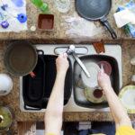 A konyha legszennyezettebb pontjai