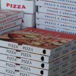 Pizza rendelés élelmiszer-biztonsági lépései