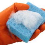Szivacs-para: módszerek a biztonságos takarításra