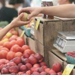 Higiénia a piacokon