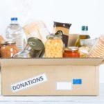 Élelmiszer-adományozás