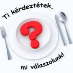 Megehetem még az ételt…?